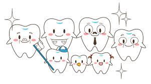 「歯 イラスト かわいい」の画像検索結果