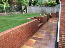 gravity and water drainage according to a site s needs we can build walls that are stepped back cantilevered or with added anchors and or pilings