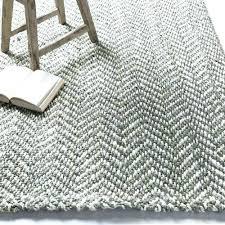 cleang chunky jute rug