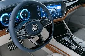 2018 volkswagen touareg interior. interesting interior according to insider sources the touareg will also feature vwu0027s  semiautonomous driving technology that a host of safety features in 2018 volkswagen touareg interior l