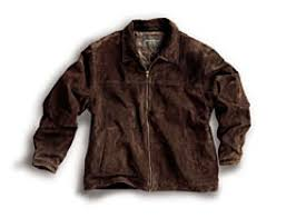 seattle s ed bauer company is so convinced washable suede is ideally suited to this region it