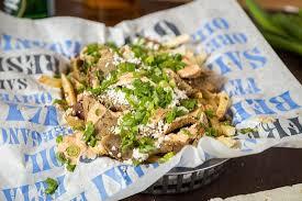 Nicks fries with beef/lamb - Picture of Nick the Greek, San Jose -  Tripadvisor