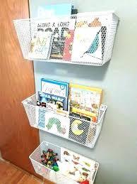 wall mount storage bin hanging wire storage baskets wall mounted storage baskets wall mounted wire basket