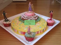 Easy Cake Ideas For Tangled Rapunzel Cake The Restaurant Fairys