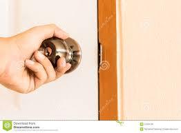 Hand open door knob stock photo. Image of patch, knob - 51264706