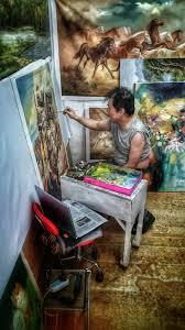revisiting dafen copycat artist village shenzhen