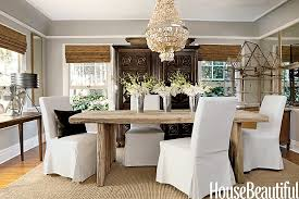 House Beautiful Dining Rooms Style Awesome Inspiration