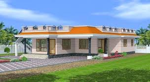 exterior house designs in kerala single