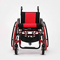 Sports and Leisure Wheelchair Folding Light Portable ... - Amazon.com