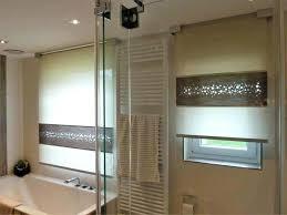 Rollo Badezimmer N Fenster Wasserabweisend Furs Blickdicht . Rollo  Badezimmer Blickdicht ...