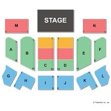 Soaring Eagle Casino Concerts Seating Chart