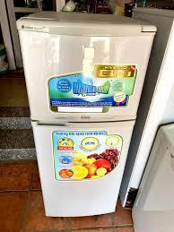 Máy giặt Sanyo 8kg Tủ lạnh Daewoo 160l 1... - Mua Bán, Sửa Chữa Tủ Lạnh, Máy  Giặt Cũ Giá Rẻ