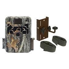 Browning Trail Cameras Dark Ops Elite 10MP HD IR Game Camera + Gimbal Tree Mount