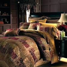 gold king size comforter set brown and bedding sets red pink s
