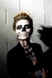 mrkate skeleton makeup 22