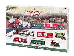 Bachmann Trains - A Norman Rockwell Christmas ... - Amazon.com