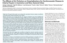 Epidemiological Study Designs Environmental And Occupational Epidemiology Part 2 Study