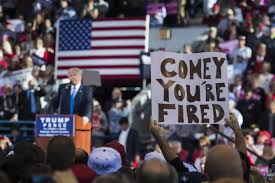 Image result for comey fired pics