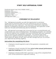 Employee Self Assessment Phrases For Performance Answers Examples ...