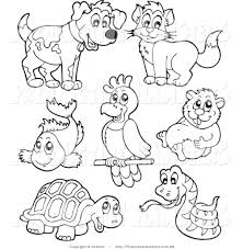Download Coloring Pages. Pet Coloring Pages: Pet Coloring Pages ...