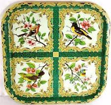 Daher Decorated Ware Tray Made In England Daher Decorated Ware 60 eBay 15
