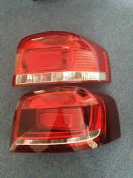 Audi A3 8p Rear Lights 2005 A3 Pre Facelift To My11 Rear Lights Audi Sport Net