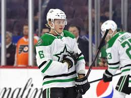 Dallas Stars Depth Chart Dallas Stars Being Tested By Julius Honka Trade Request