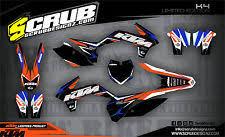 2018 ktm graphics. unique ktm scrub ktm graphics decals kit sx 85 20132018 motocross stickers mx u002713 intended 2018 ktm