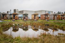 Small Picture Are Tiny House Villages The Solution To Homelessness Tiny