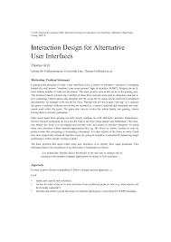 Designing The User Interface 3rd Edition Ben Shneiderman Pdf Pdf Interaction Design For Alternative User Interfaces