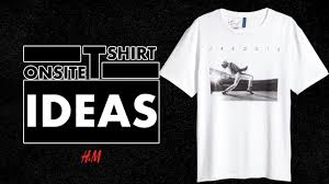 T Shirt Design Ideas Onsite T Shirt Design Ideas H M Inspiration