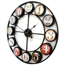fullsize of absorbing furniturewith regard to large colorful wall clocks home interior extra large wall clocks