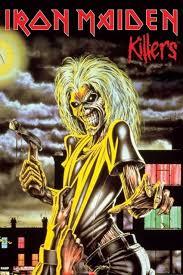 Iron Maiden Killers Plakát Obraz Na Zeď Posterscz