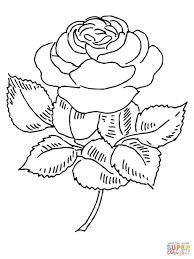 Printable Coloring Pages coloring pages of the cross : Book Page By Free Cross With Roses Coloring Pages Printable Day Of ...
