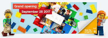 Lego Full House Grand Opening See The Full Program For The Opening Day Whats
