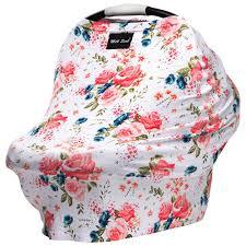 milk snob infant car seat cover