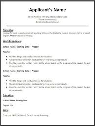 Good Resume Words Copy Of A Cv Template And Phrases Flexible But