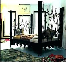 Buy Canopy Bed Cheap Canopy Bed Frame Affordable Queen Bed Frame ...
