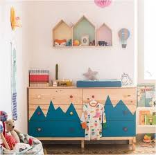 mommo design: IKEA HACKS FOR KIDS  Tarva dresser