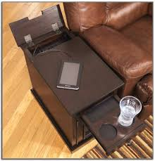desk power outlet. End Table With Outlet : Tables Power Outlets Desk Side