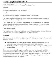 15+ Free Restrictive Covenants For Employment Agreement Templates