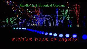 Meadowlark Gardens Winter Walk Of Lights Meadowlark Winter Walk Of Lights 2016