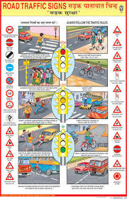 Road Signs Chart India Road Signs Chart Pdf