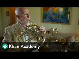 French Horn Interview And Demonstration With Principal John