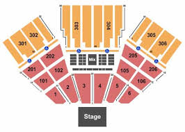 Fivepoint Amphitheatre Seating Chart Fivepoint
