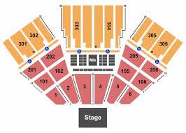 Garden Grove Amphitheater Seating Chart Fivepoint Amphitheatre Seating Chart Fivepoint