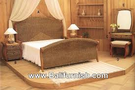 furniture bed photos. Bedroom Furniture Waterhyacinth Bed Photos