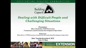 dealing difficult people challenging solutions dealing difficult people challenging solutions
