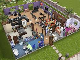 Small Picture 97 best Sims Freeplay Homes images on Pinterest House ideas