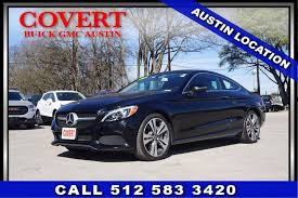 1625 n valley mills dr. 2017 Mercedes Benz C Class C 300 Coupe For Sale In Waco Tx Cargurus